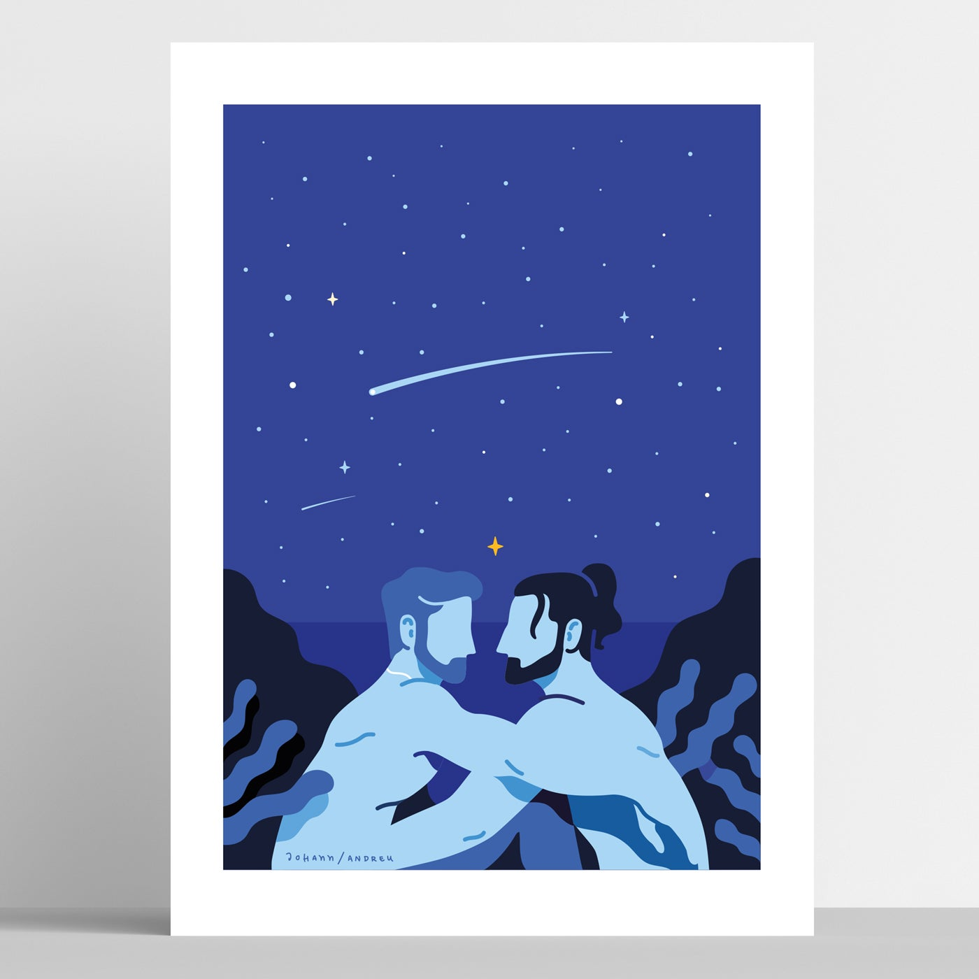 """A Wish Come True"" - Artprint"