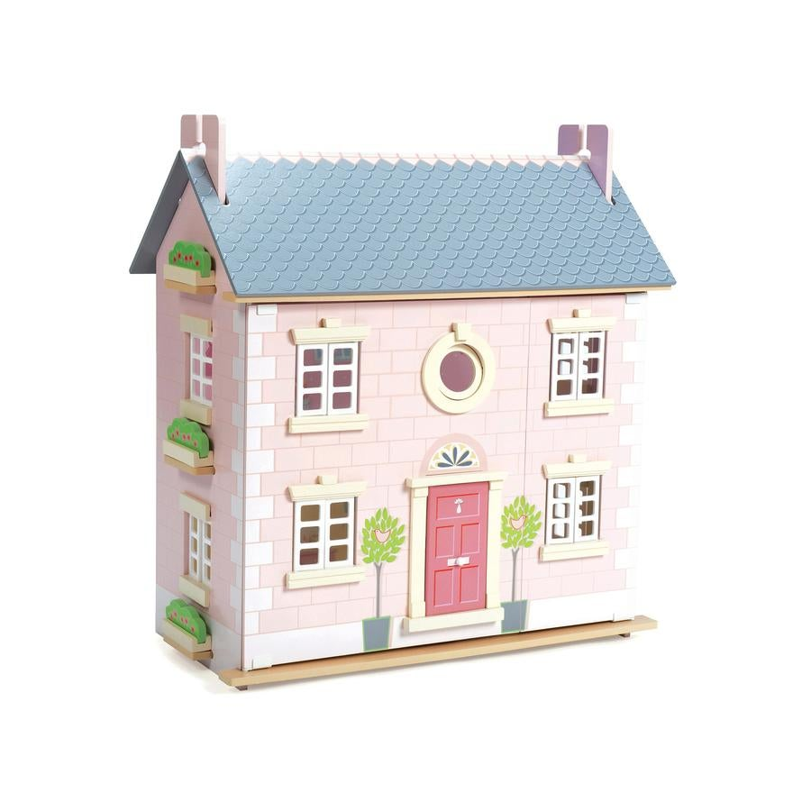 Image of Bay Tree Wooden Doll House