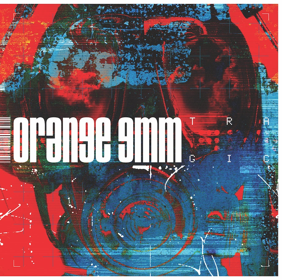 Image of Orange 9mm - Tragic LP