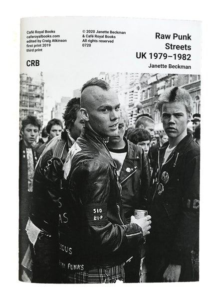 Image of Raw Punk Streets UK 1979 - 82