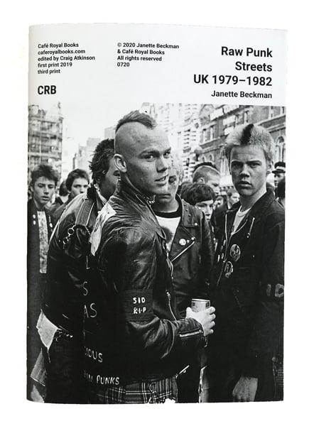 Image of Raw Punk Streets UK 1979 - 82
