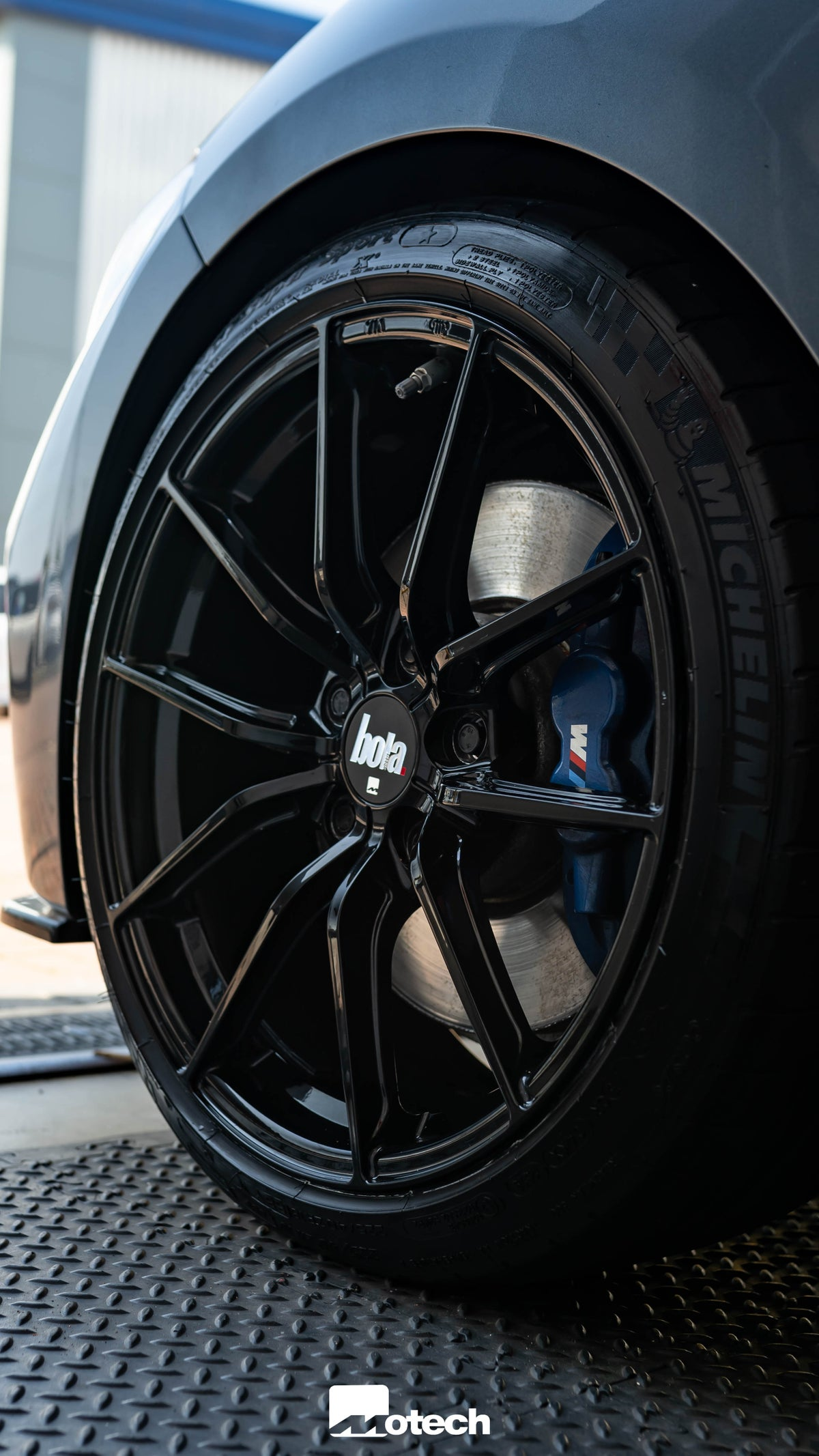 Image of 18'' BOLA FLC WHEELS  (M140i)