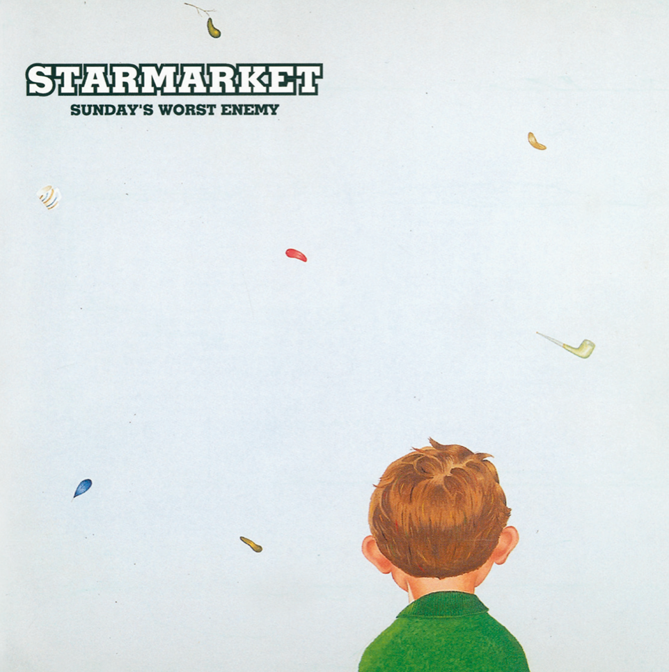 Image of Starmarket - Sunday´s Worst Enemy LP -> PRE ORDER