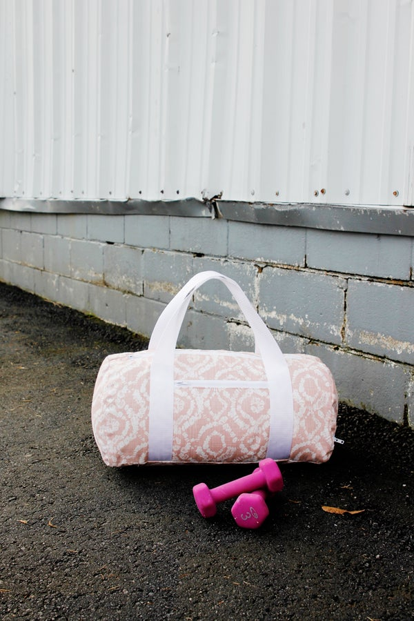 Image of the DUFFY gym bag PDF Pattern