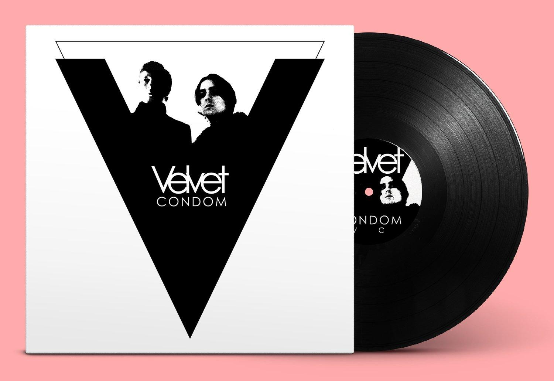 Image of Velvet Condom - VC 12'' [PREORDER]