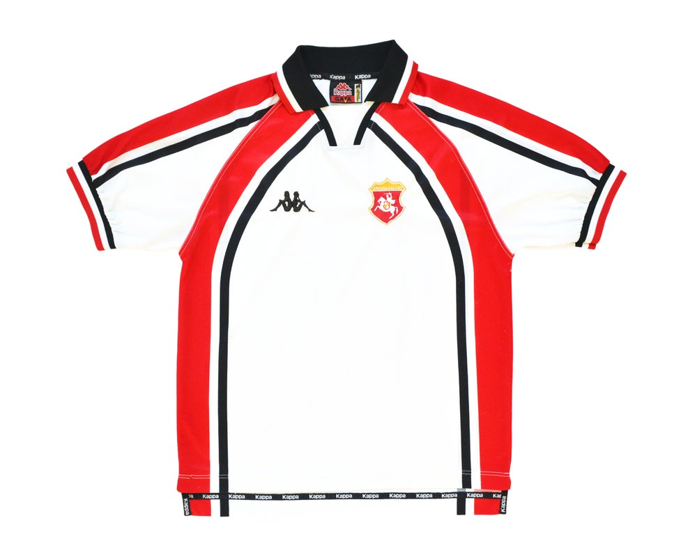 Image of 1997-98 Kappa Ancona Calcio Away Shirt M