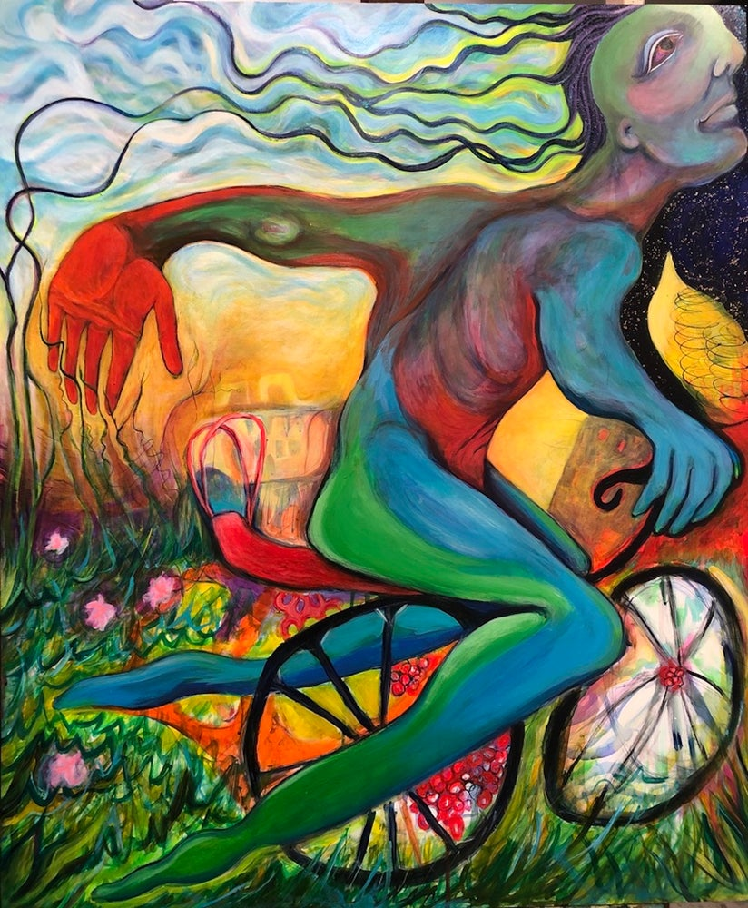 Image of The Cyclist