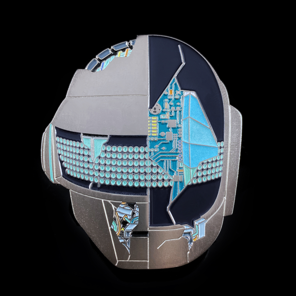 Image of TRON CyberHelmets Pin