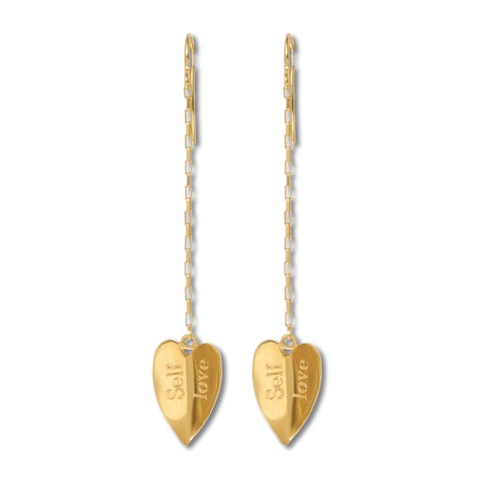 Image of SELF LOVE EARRINGS
