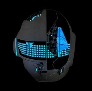 Image of TRON CyberHelmets Pin