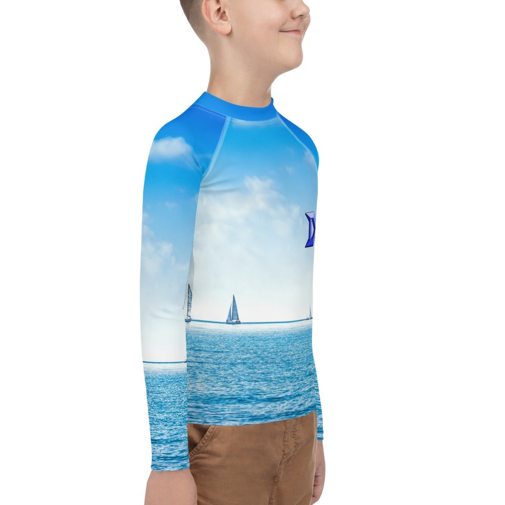Image of Youth Rash Guard