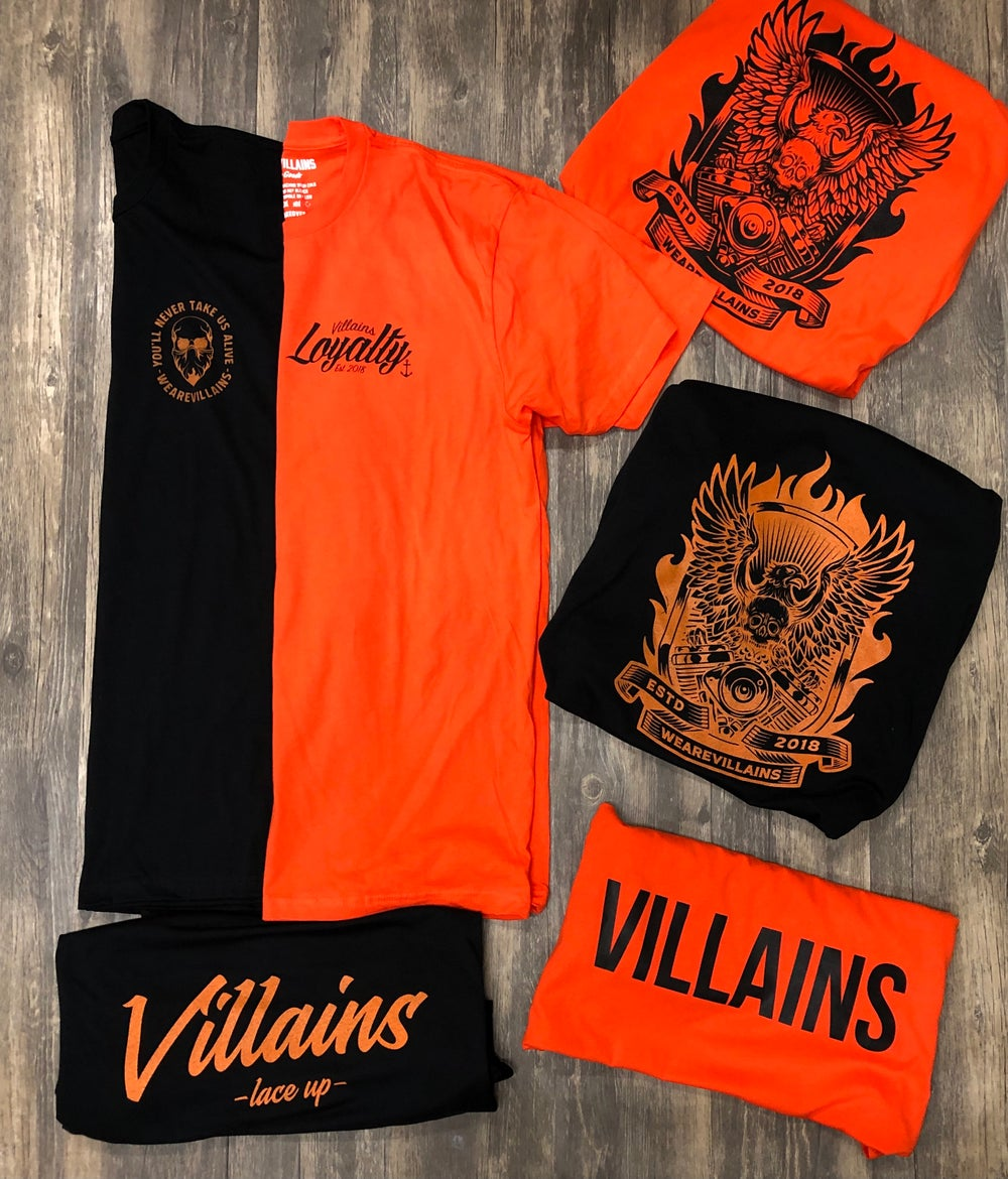 Image of HALLOWEEN LIMITED EDITION TEES