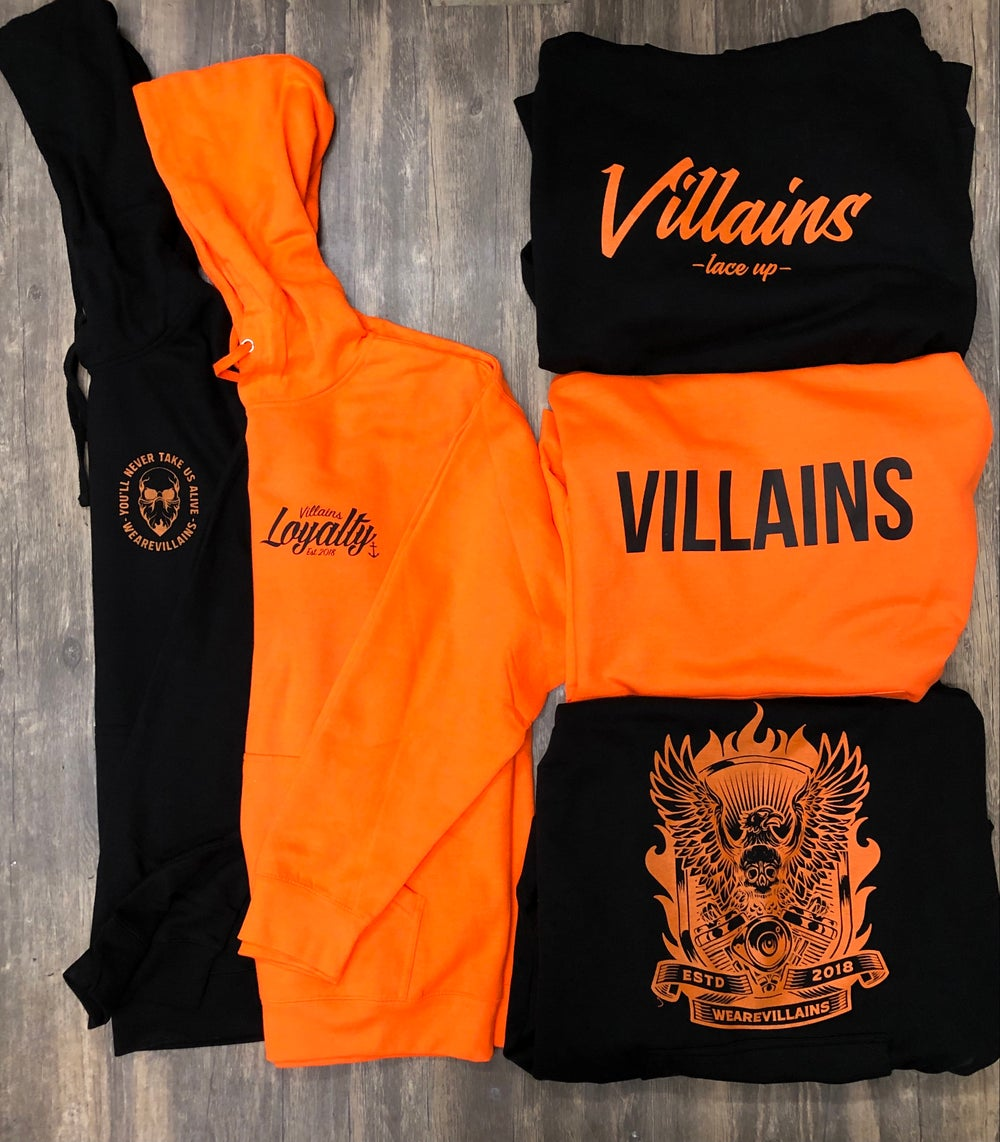 Image of HALLOWEEN LIMITED EDITION HOODIES