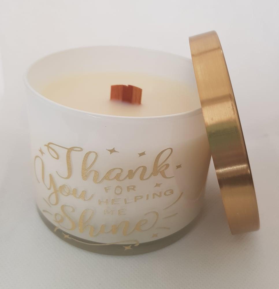 Image of Teacher Appreciation Candle