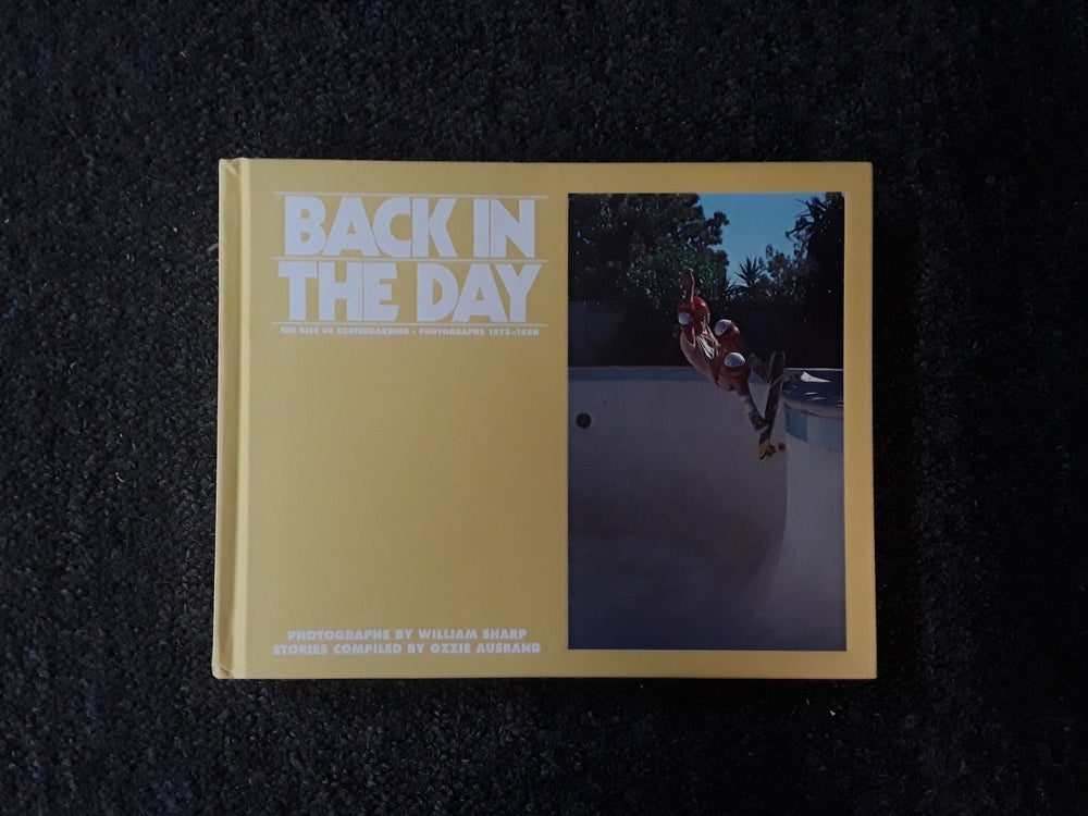 Image of Back In The Day Book (Mini)