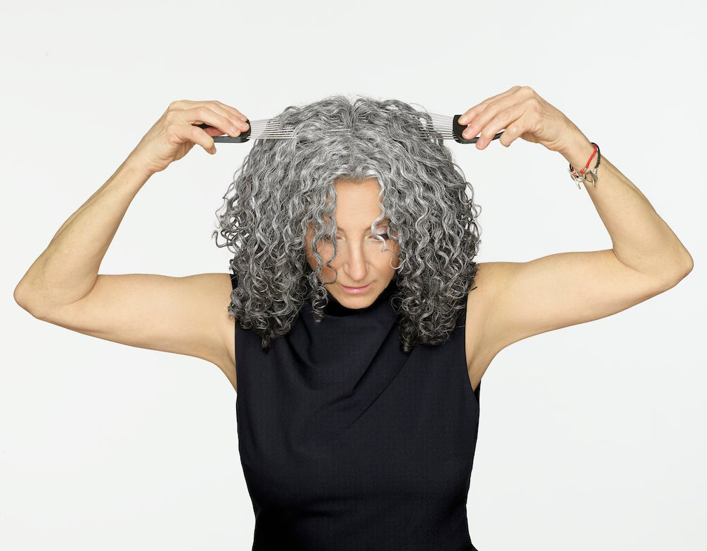 Image of CURLYWORLD 'PIK ME UP'™ HAIR VOLUMISING PIKS PAIR