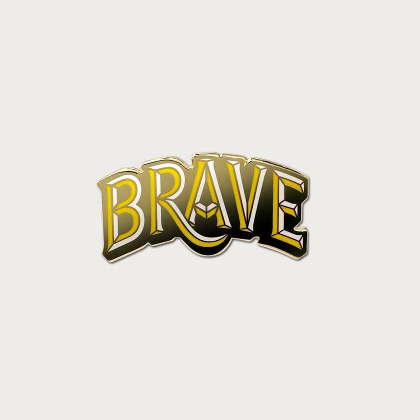 Brave Pin