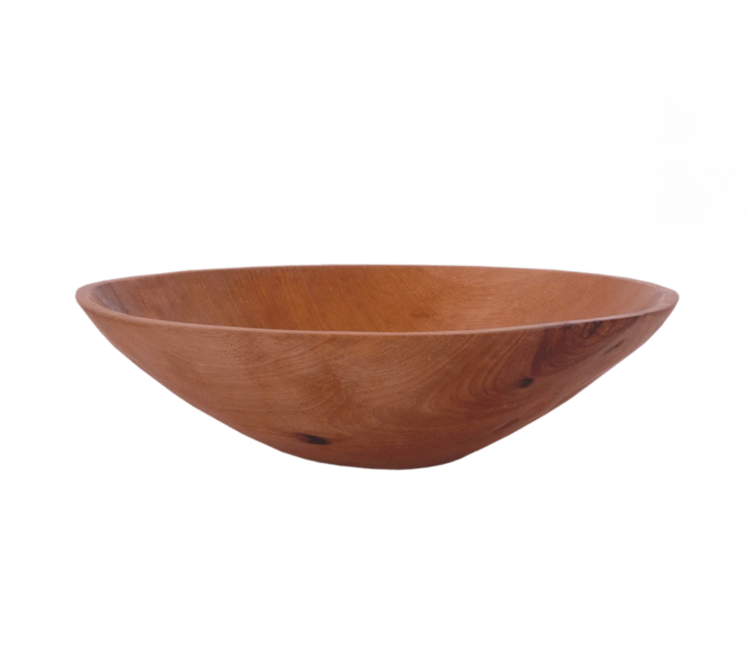 Image of Wood Bowls (with or without handles)