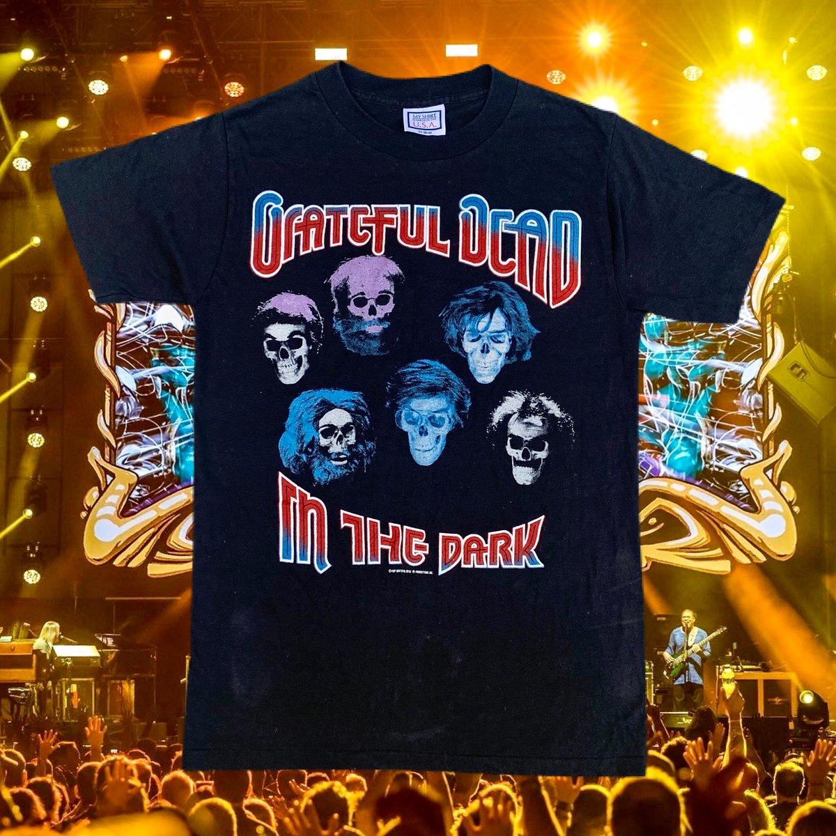 Original Vintage Grateful Dead Telluride 1987 - Medium