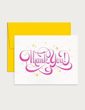 Image of Thank You Card