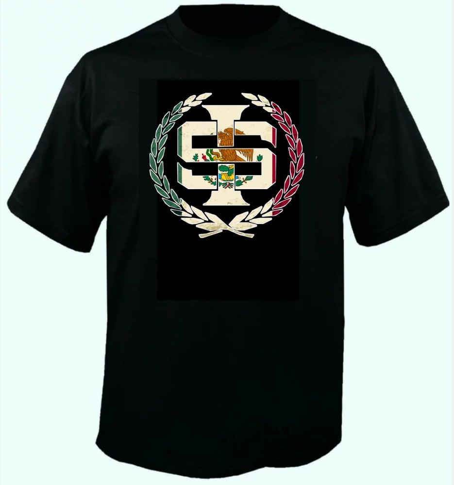 Image of I.S. Logo (Mexico)