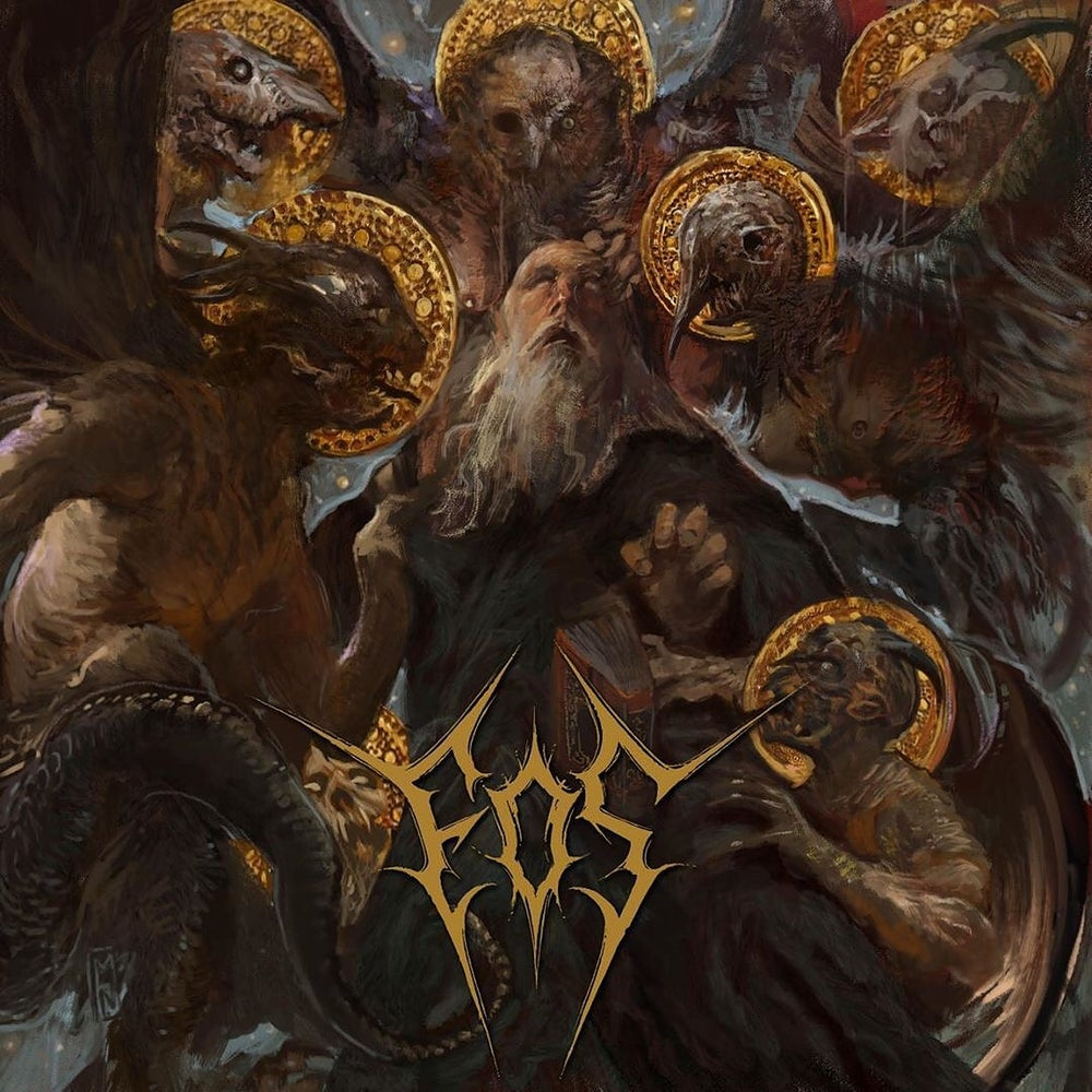 EOS 'The Great Ascension' LP