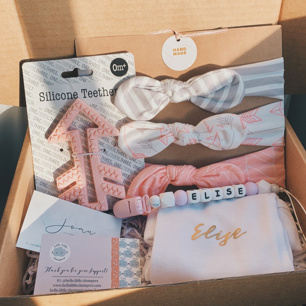 Image of Baby Essentials Gift Set - The Jomu Co