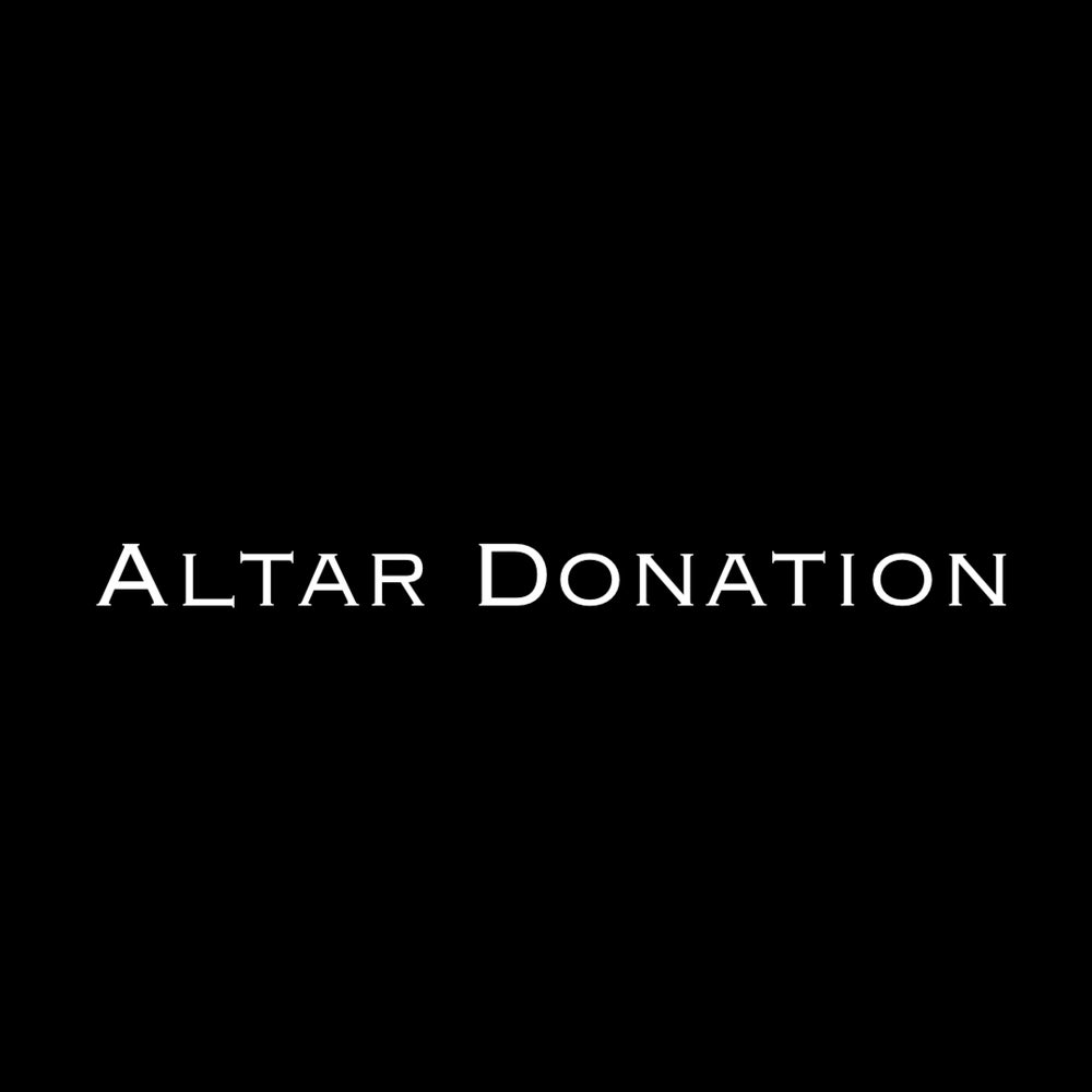 Image of Altar Donation