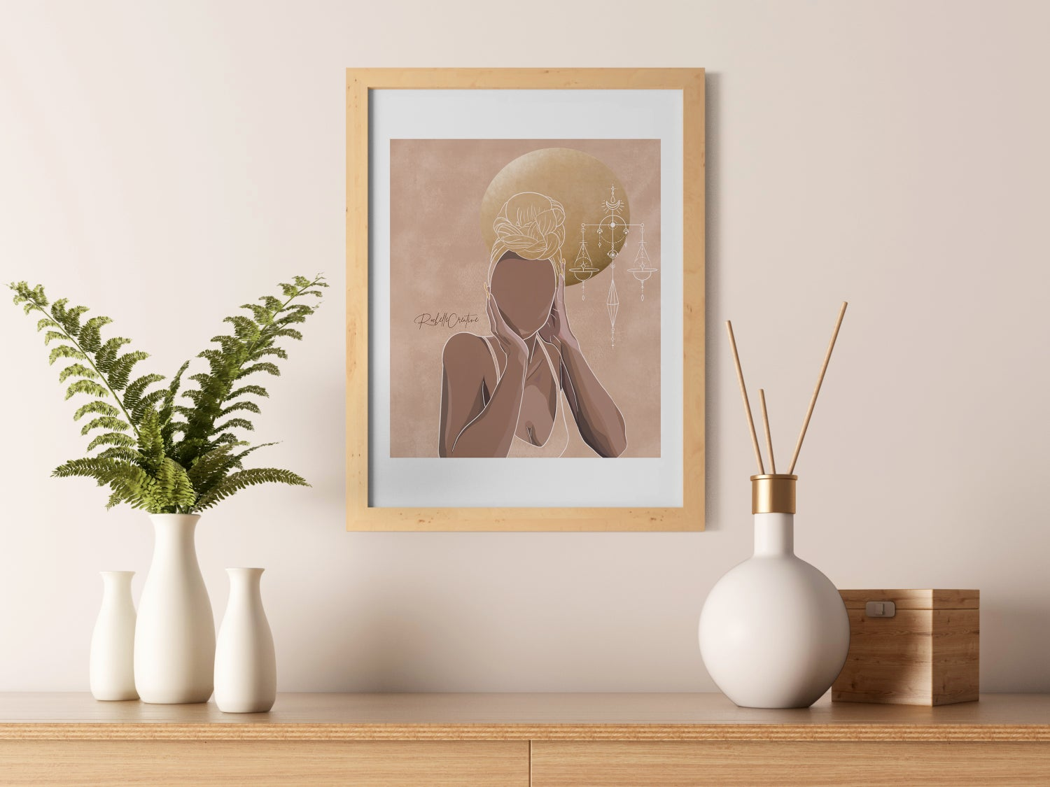 Image of Libra Season Art Print