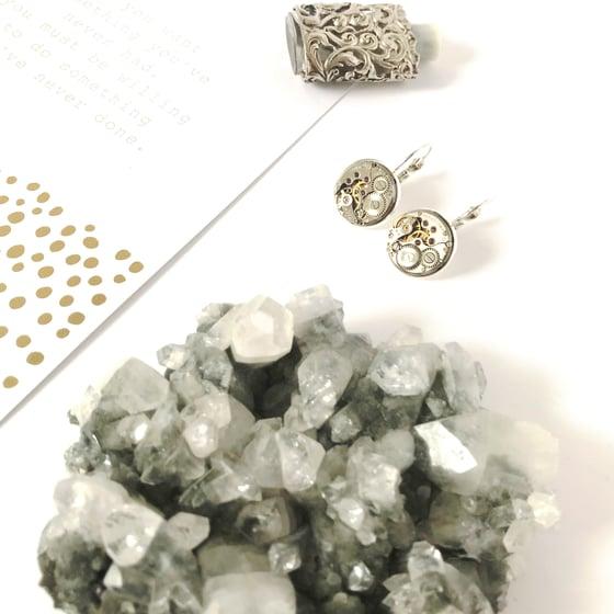 Image of Opal Earrings