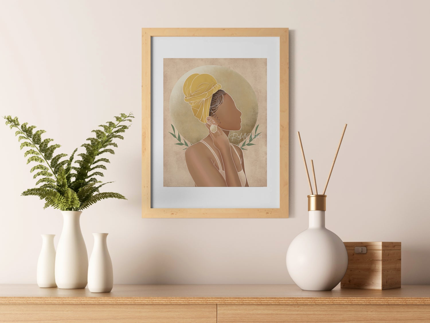 Image of Moonlight Art Print
