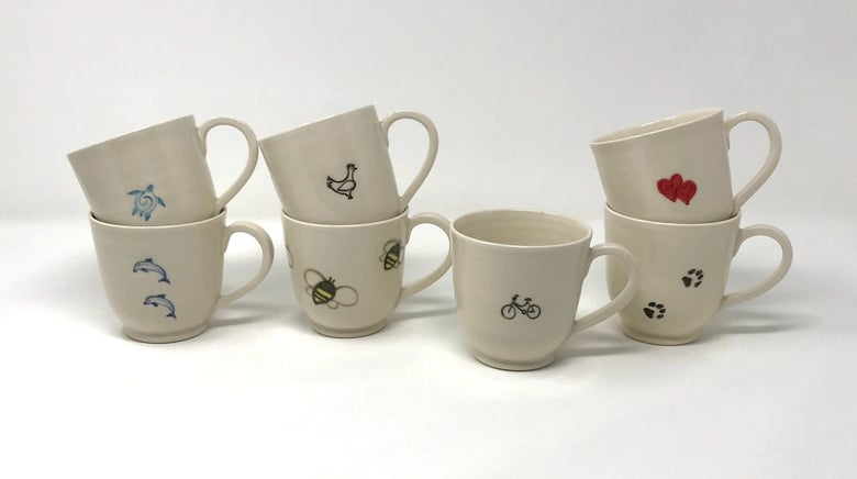 Image of Small mugs
