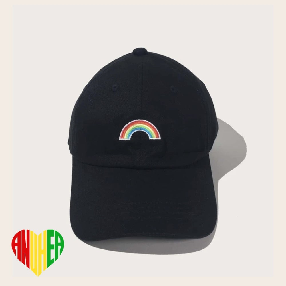 Image of NEW! 🌈Follow-the-Rainbow Cap