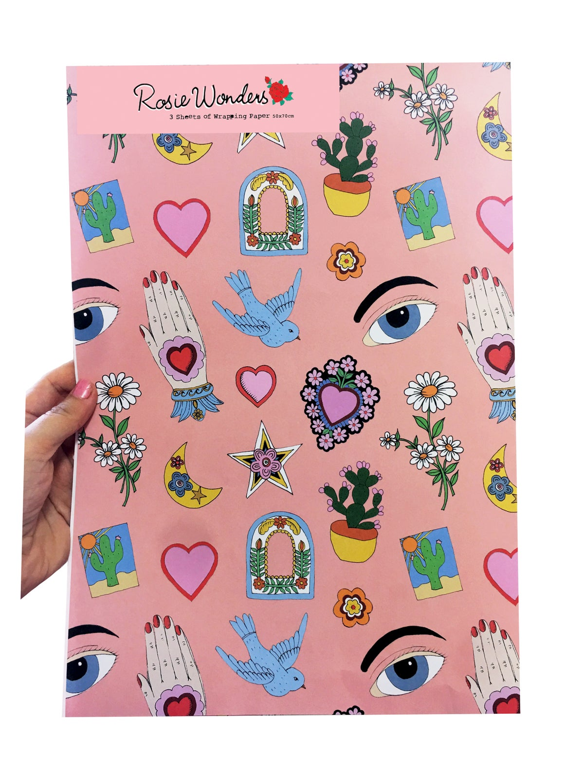 Mexico Wrapping Paper
