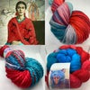 Made to Order: La Rosa de Guadalupe on Various Yarn Bases