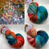 Made to Order: Salmon Run on Various Yarn Bases