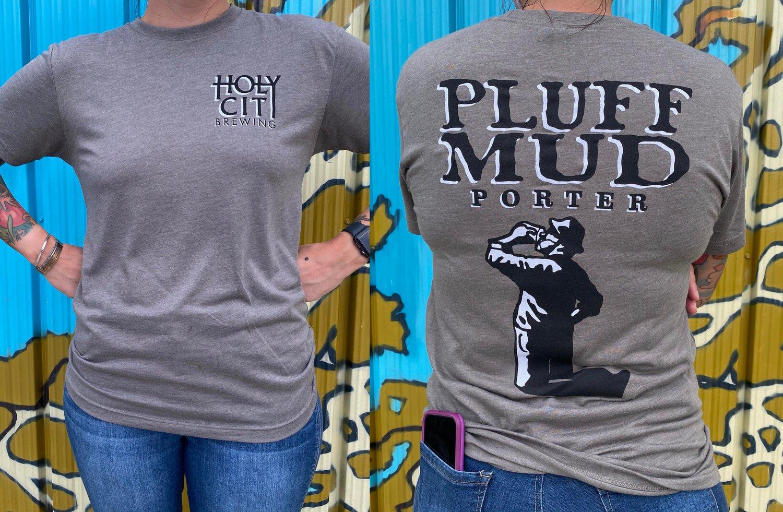 Pluff Mud Porter Shirt - Venetian Gray