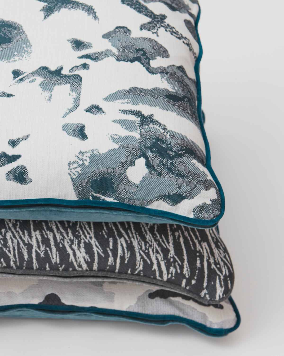 Clouds Silk Cushion