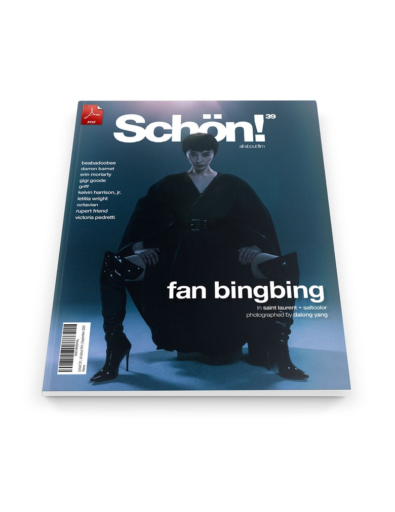 Image of Schön! 39 | Fan Bingbing by Dalong Yang | eBook download