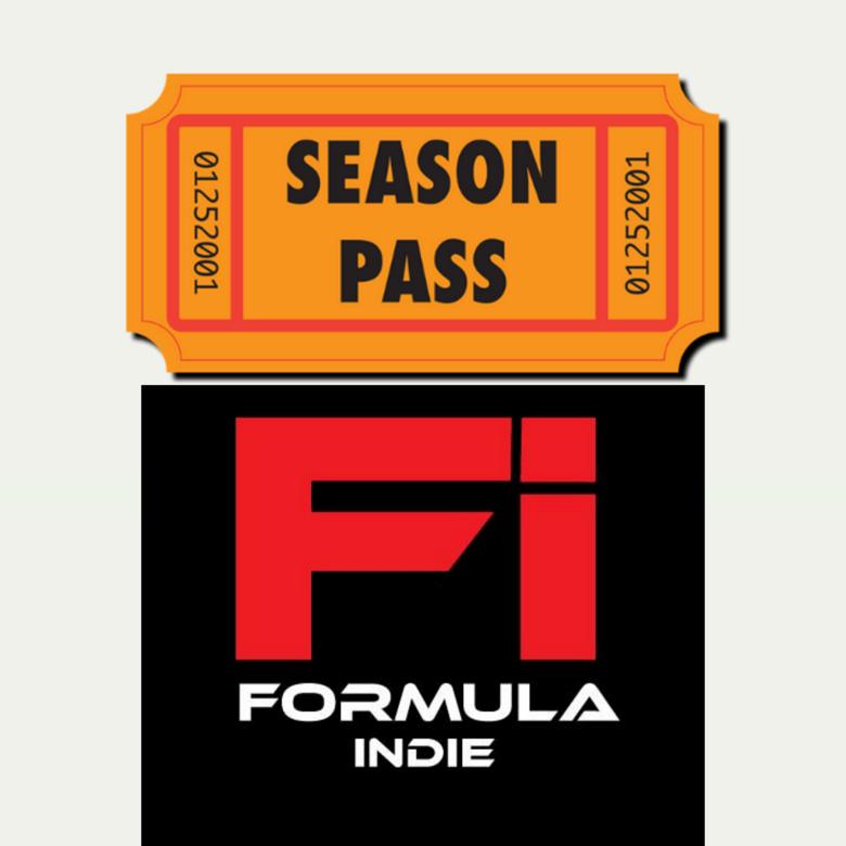 Image of FORMULA INDIE - TV+RADIO  YEAR LONG SEASON PASS