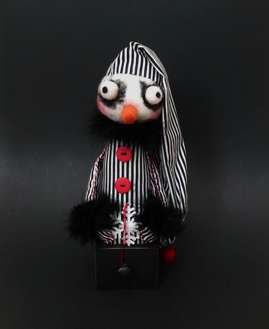 Image of Gothic Snowman