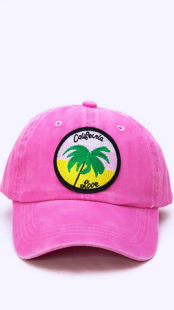 "Image of Pink""Cali Love"" Hat"