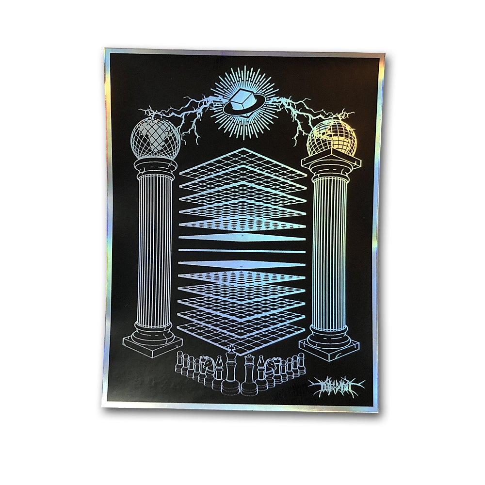 Image of Hologram Sticker