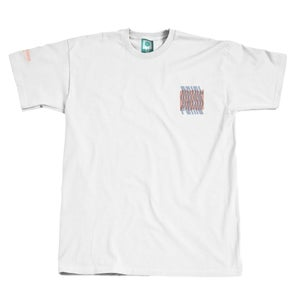 Image of MONTANA CANS SHIRT FRESH PAINT WHITE DIZZY