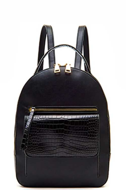 Image of Black&Gold backpack