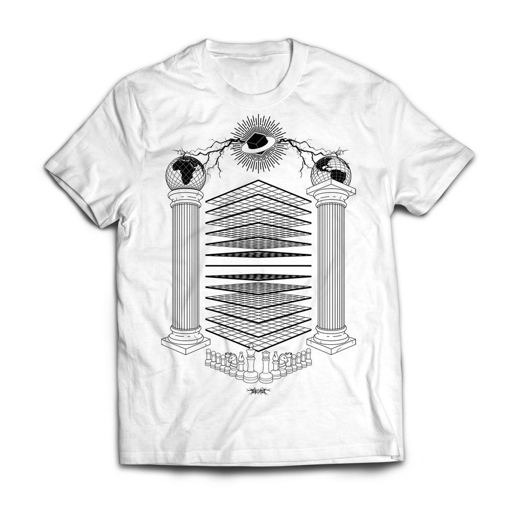 Image of Hologram Tee - White