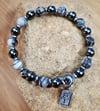 Hematite Zen Bracelet