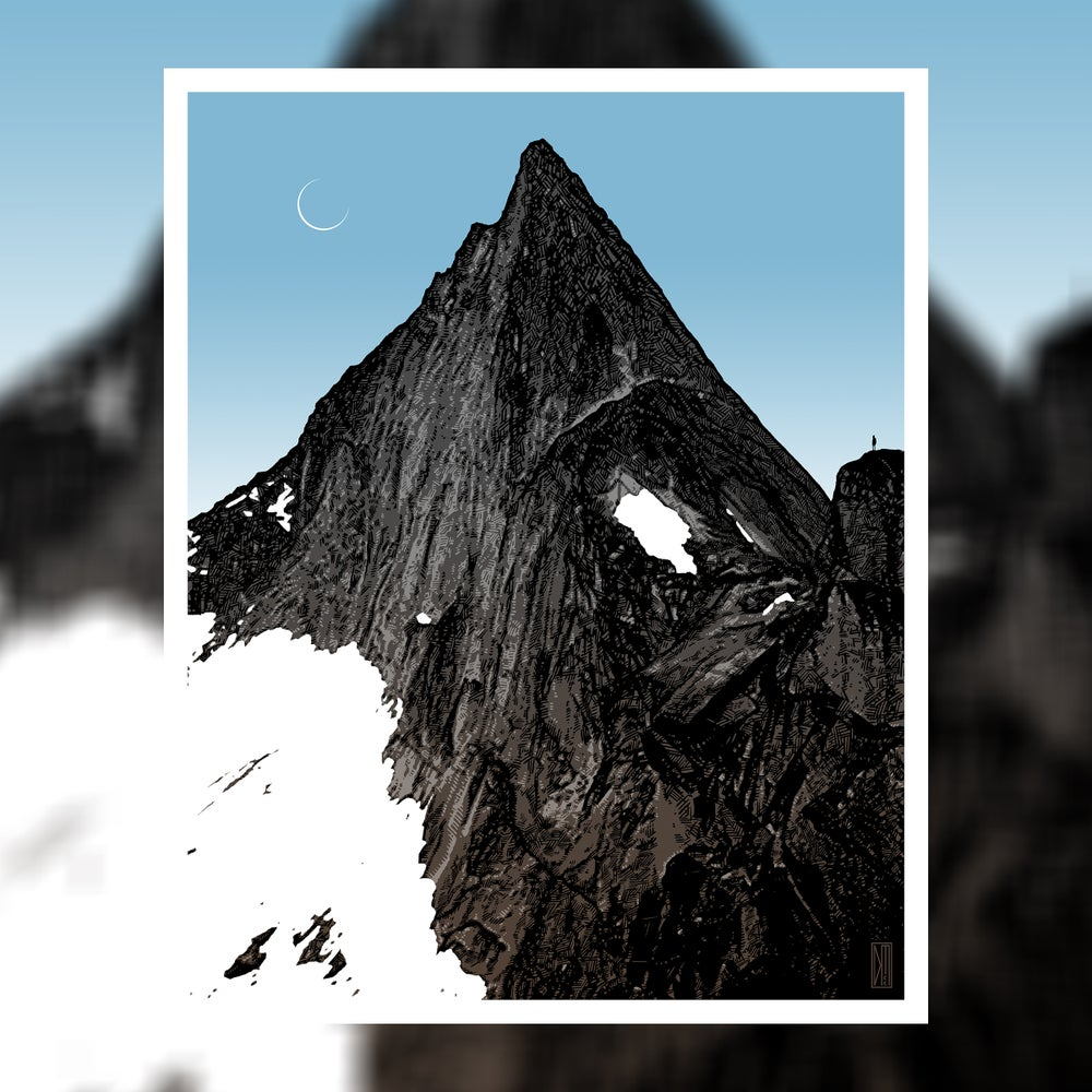 "Image of ""BUGABOO SPIRE"""