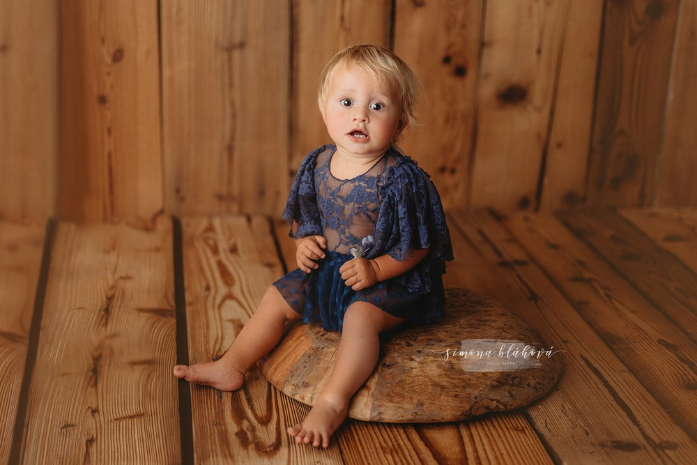 VESPER ROMPER ( two sizes )