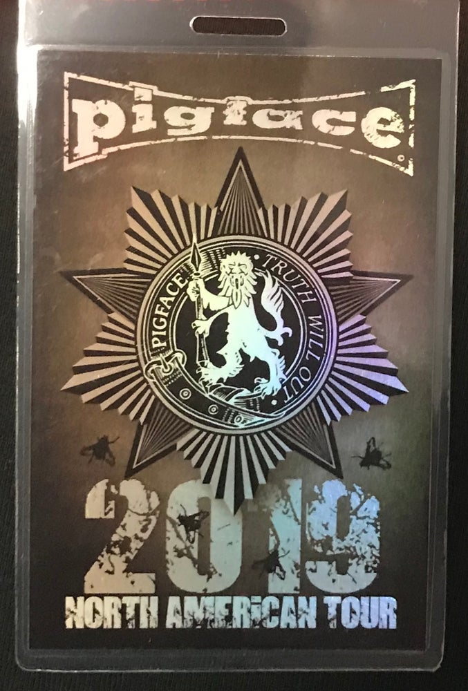 Image of Holographic 2019 Tour Pass